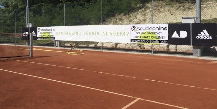 San Marino Tennis Academy e ScuolaOnline